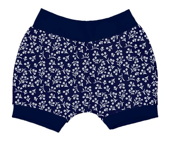 Shorts Floral Tamanho p ao g - Batistela Ref 0i14  M
