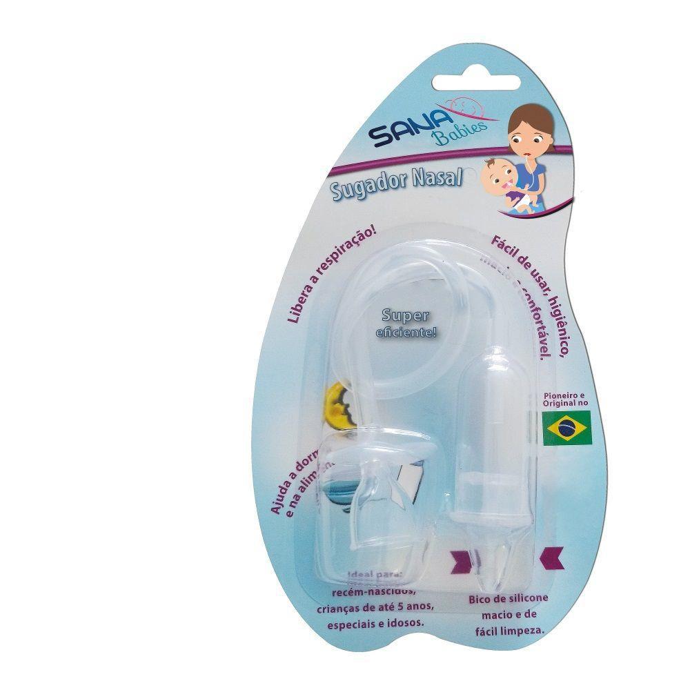 Sugador Nasal Blister Individual Sana Babies Ref 70-bn30300-sn01