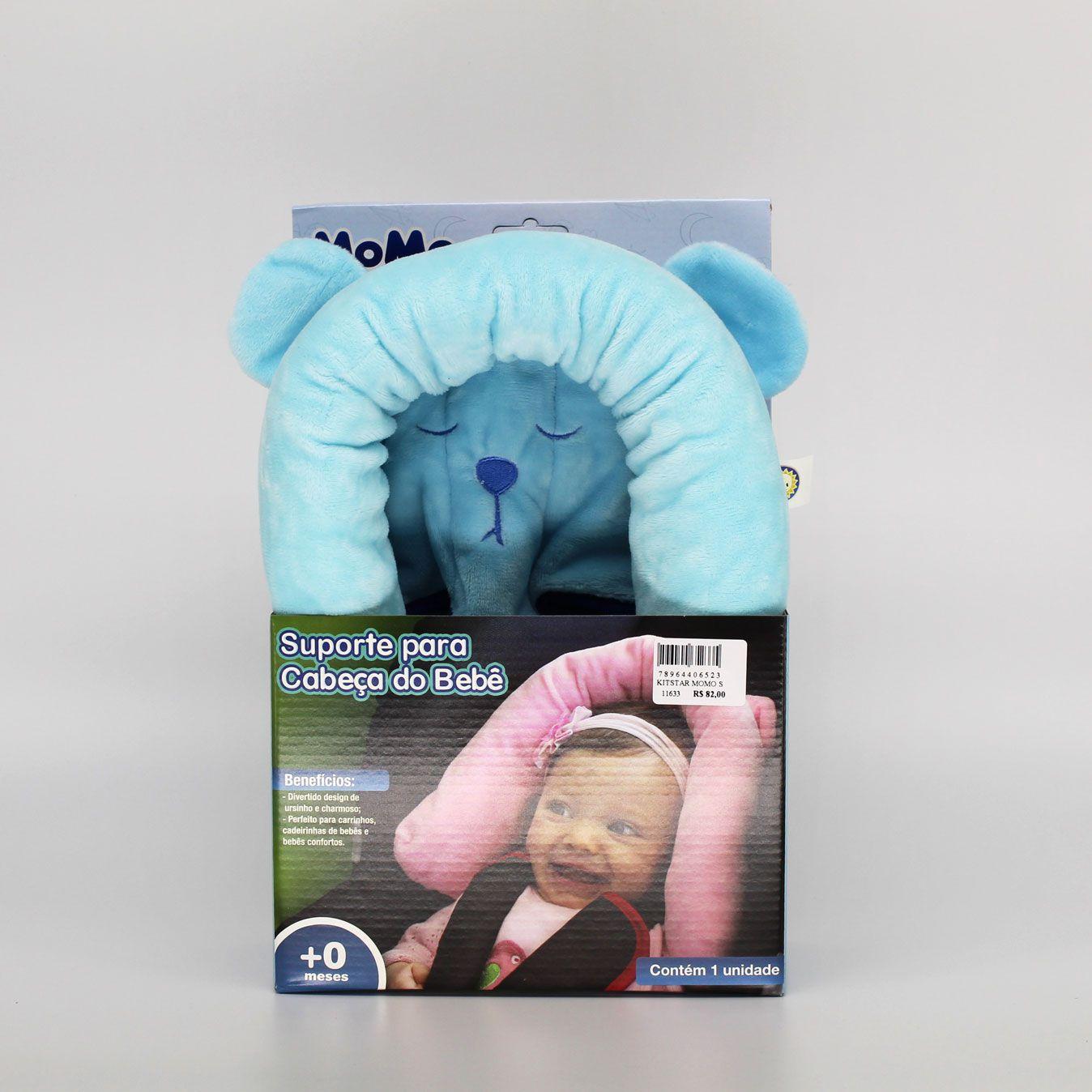 Suporte para Cabeça do Bebê  - MoMo