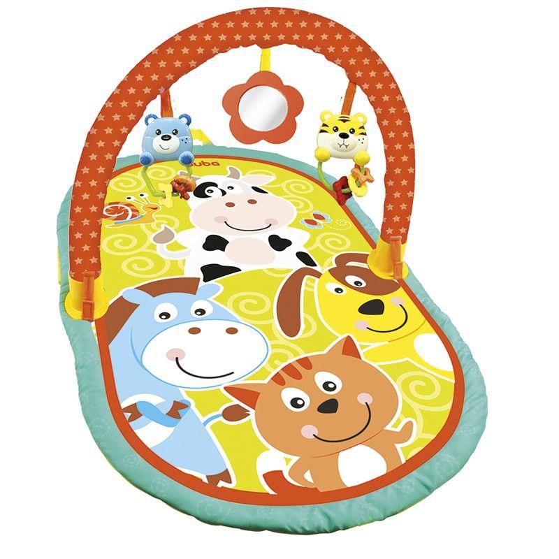 Tapete Atividades Baby Animal - Buba Ref 5833