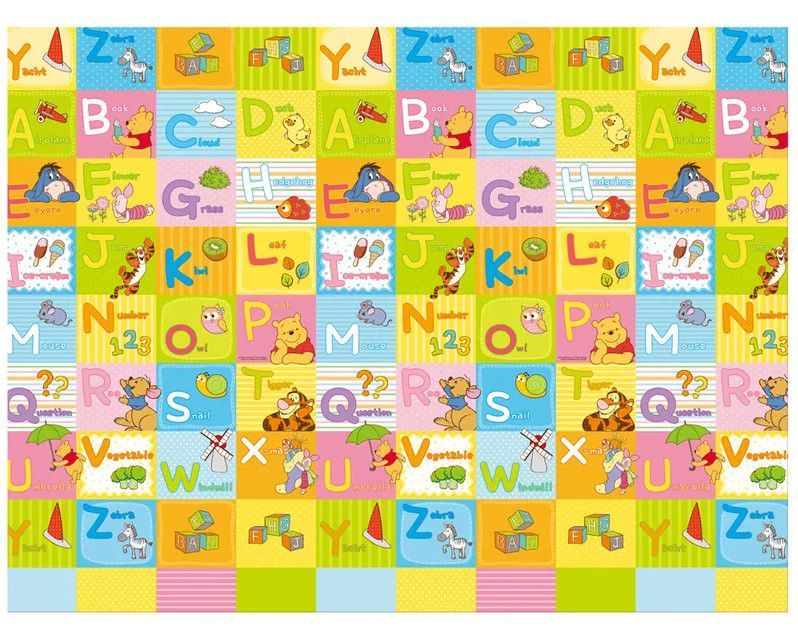 Tapete Pooh 1,5x2,0 - Girotondo Ref P339