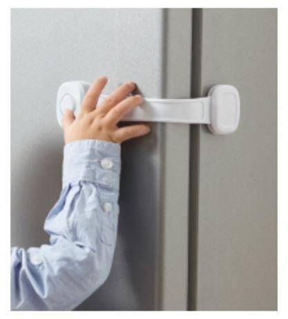Trava Botão Secreto - Safety