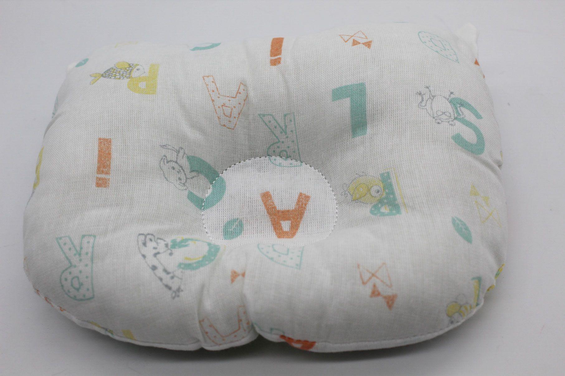 Travesseiro Anatomico Tamanho Unico Letrinhas - Papi Ref 1380
