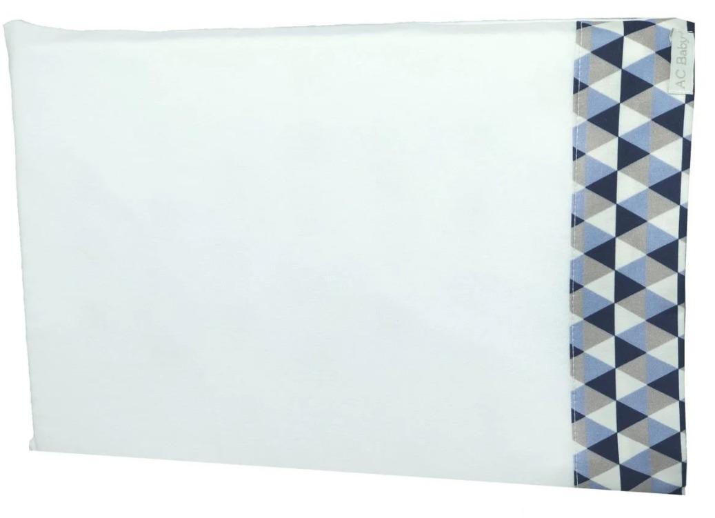 Travesseiro Anti-sufocante Triângulo Carros - Ac Baby  Ref 05346 112U
