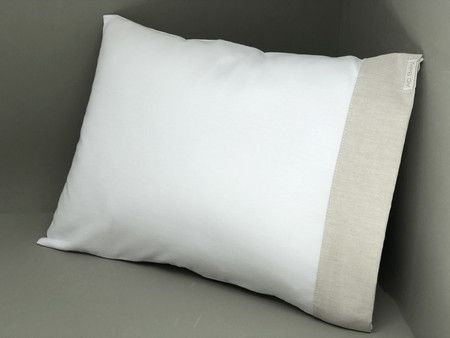Travesseiro c/ Fronha Listra Mescla - ac Baby Ref 04208