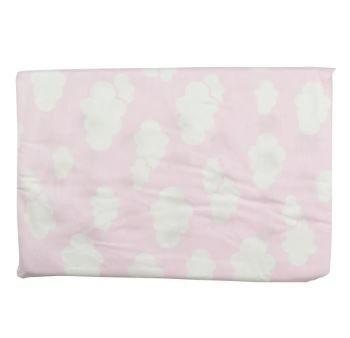 Travesseiro Rampa Rosa Bebe - Alvinha Minasrey Ref 5835