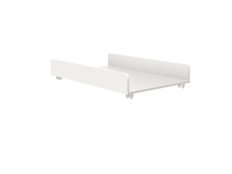 Trocador Juju Branco Fosco - Reller   Ref. 11.325