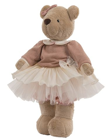 Ursa Kikinha Honey Rose - Silvia Polito Ref 3003