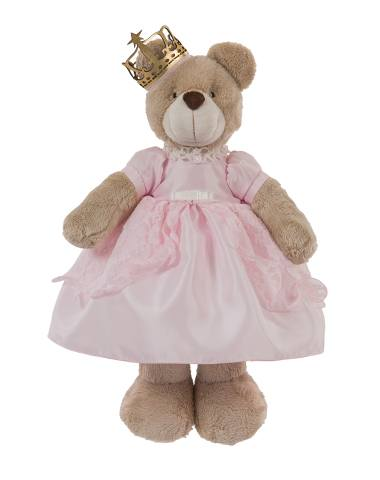 Ursa Princesa Baby Decoração - Silvia Polito Ref 298