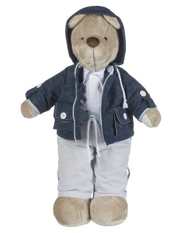 Urso de Pelucia Bob Gale - Silvia Polito