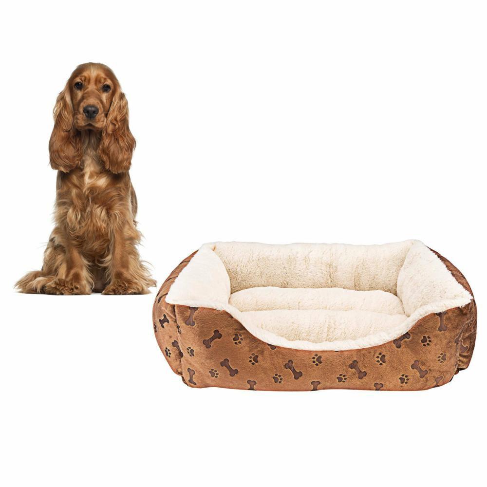 Camas Pet Luxo para Cachorro e Gato Tam M