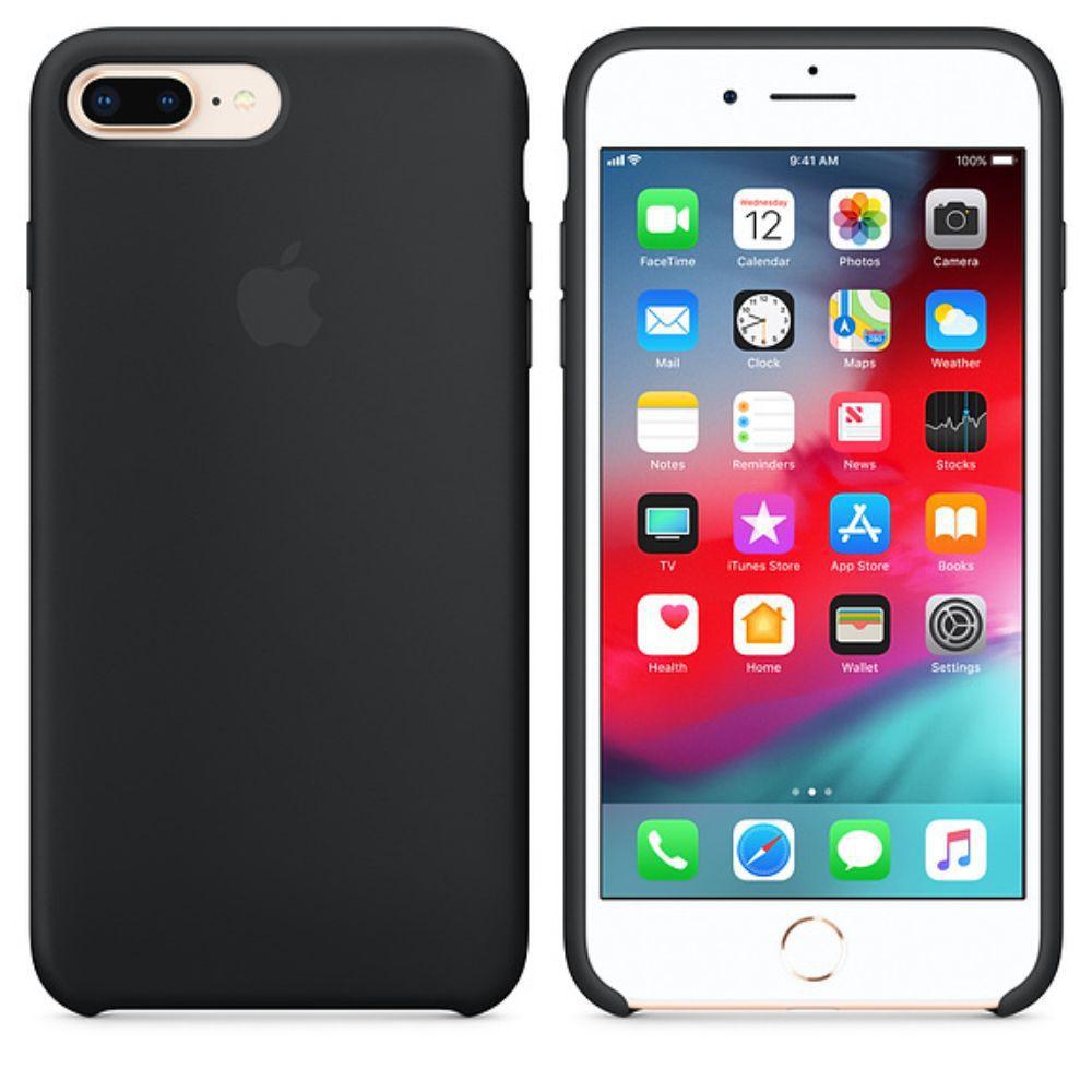 Capinha iPhone Case Para iPhone 7 e 8 Plus Preto