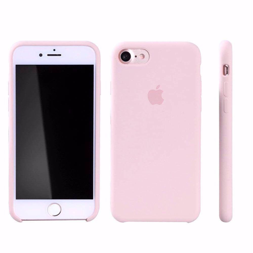 Capinha iPhone Case Para iPhone 7 e 8 Rosa
