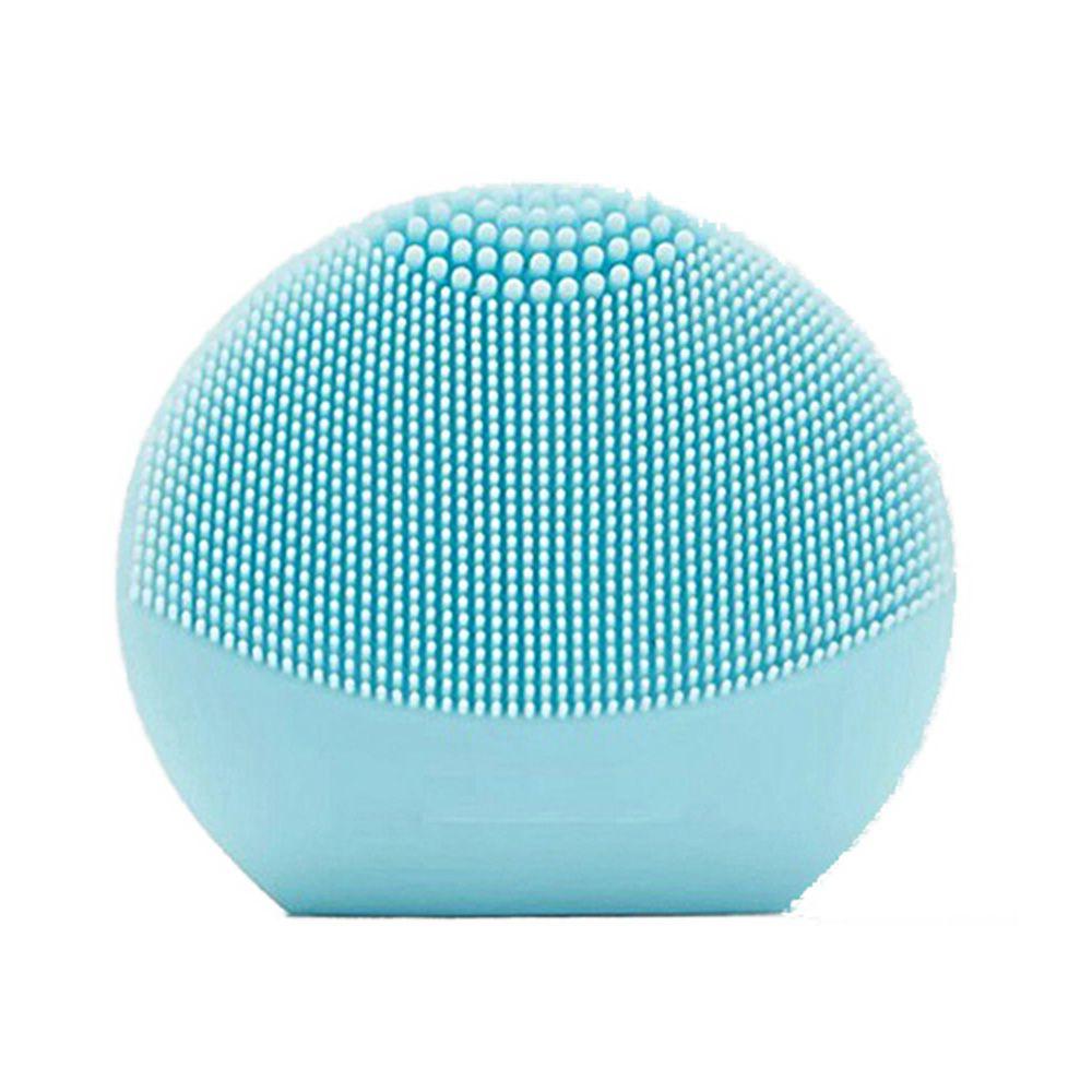 Massageador Facial para Limpeza Facial - Azul