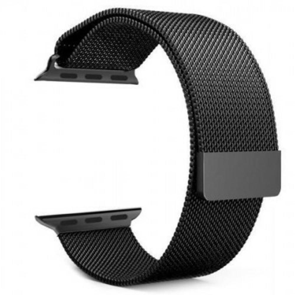 Pulseira Aço Smart Watch 42/44mm Cor Grafite
