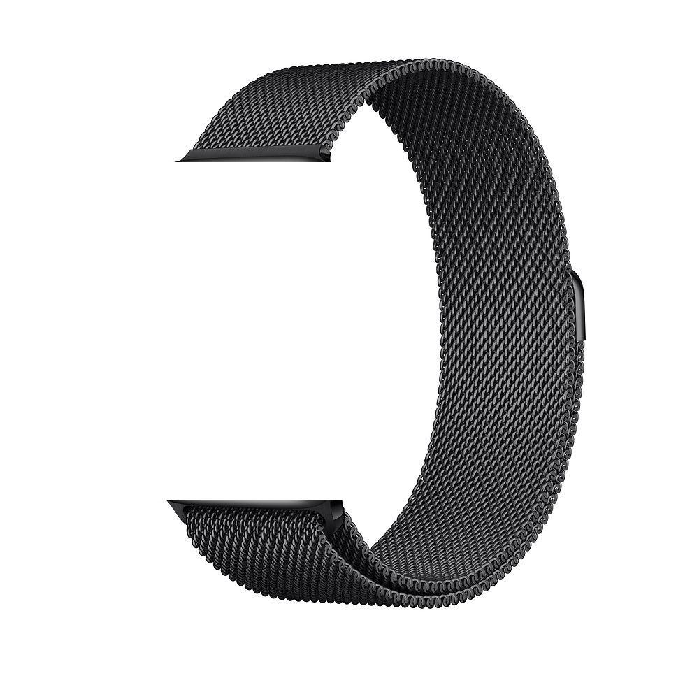 Pulseira Aço Smart Watch 42/44mm Cor Preta