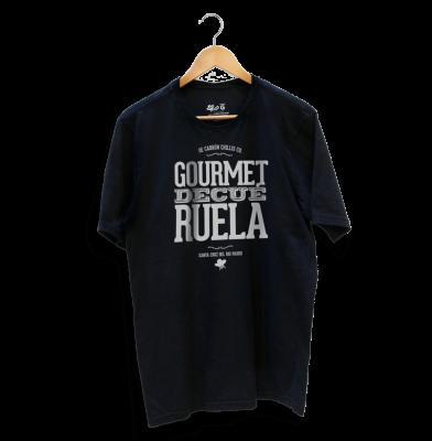 CAMISETA GOURMET DECUÉ RUELA