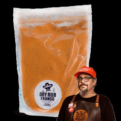 Dry Rub Frango Bruno Panhoca Bag 1,050kg