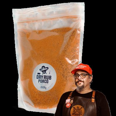 Dry Rub Porco Bruno Panhoca Bag 1,050kg
