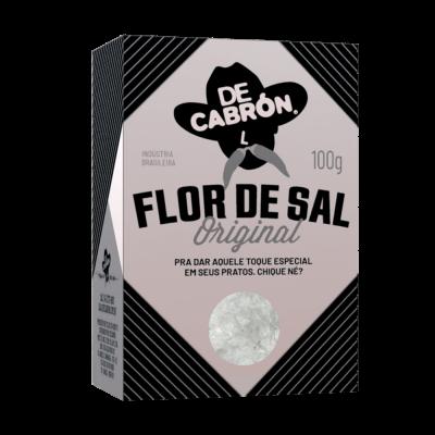FLOR DE SAL DECABRON ORIGINAL 100G