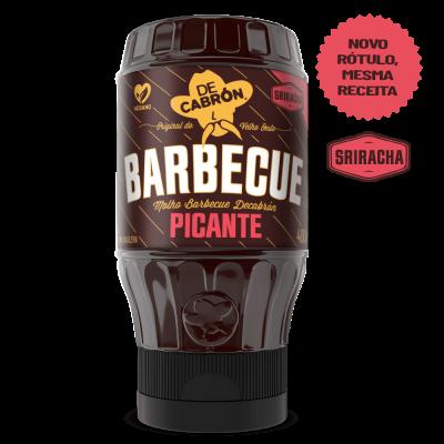 Molho barbecue picante Sriracha 400g