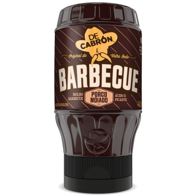 Molho barbecue Porco Moiado