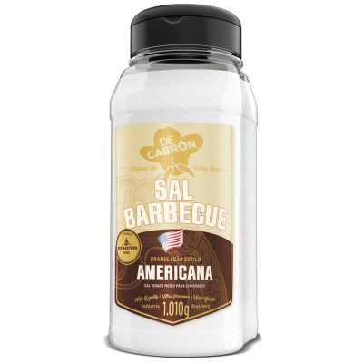 SAL BARBECUE AMERICANO