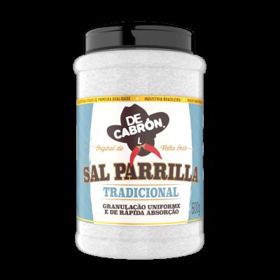SAL PARRILLA  TRADICIONAL DECABRON 500G