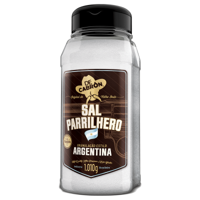 SAL PARRILHERO ARGENTINO