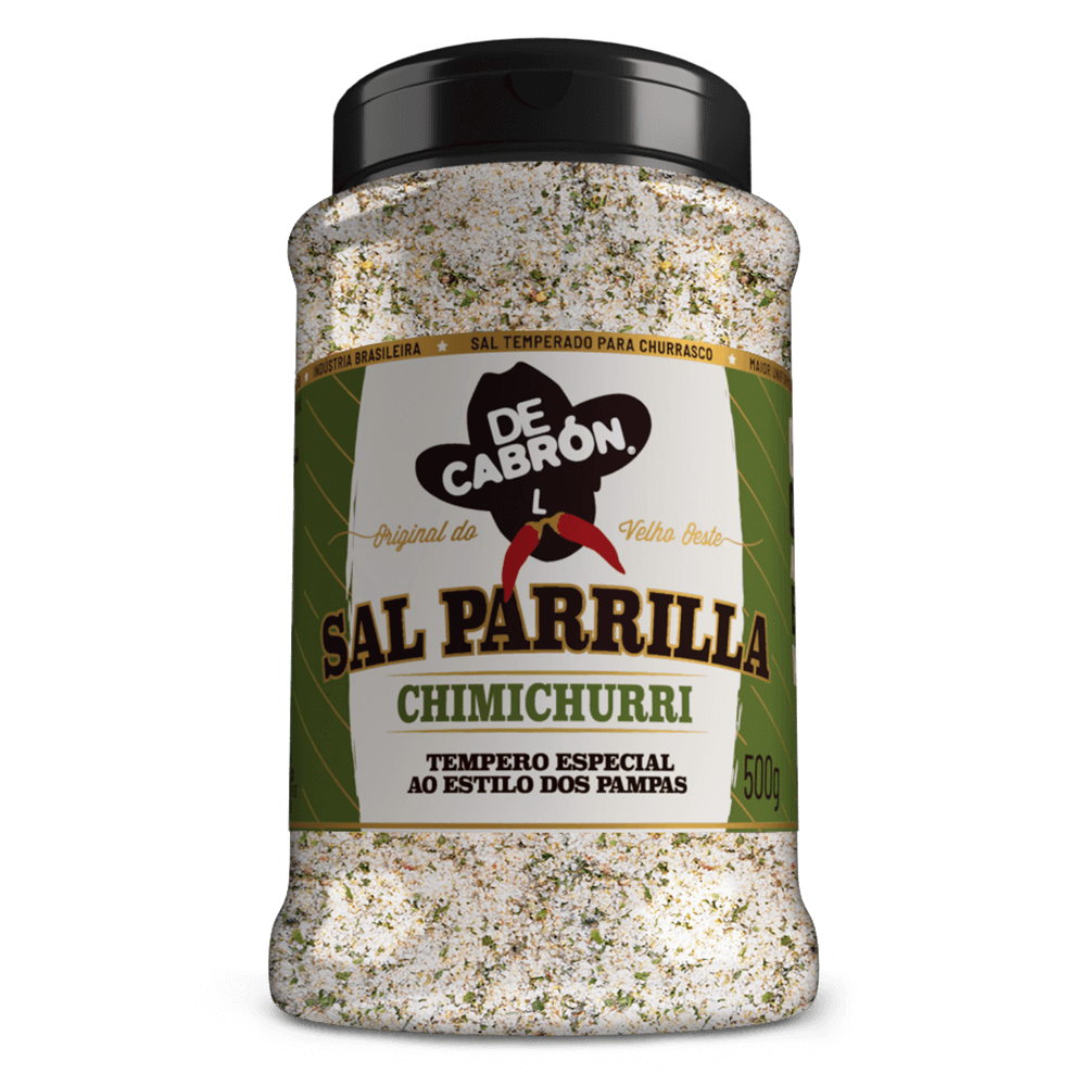 Sal Parrilla Chimichurri - 500g