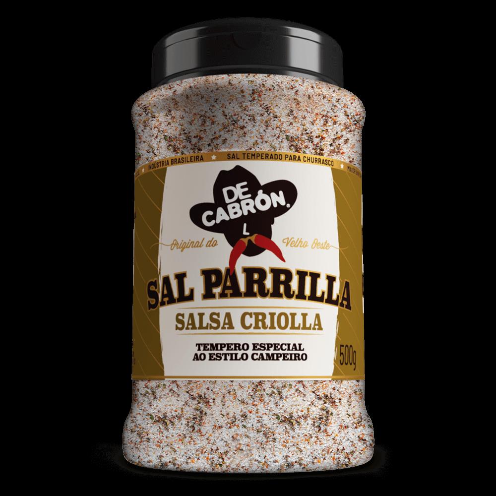 Sal Parrilla Salsa Criolla - 500g