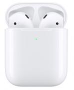 Fone de Ouvido Apple AirPods 2 - Com Estojo de Recarga Com Fio