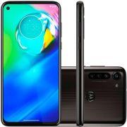 Smartphone Motorola Moto G8 Power 64GB Dual Chip Android 6,4 Qualcomm Snapdragon 665 (SM6125) 4G Câmera Traseira 16MP + 8MP + 2MP Filmadora 4K