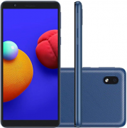 Smartphone Samsung Galaxy A01 Core Dual Chip Android 10.0 Tela 5.3 Quad-Core 32GB Wi-Fi Câmera 8MP