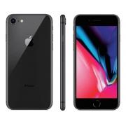 Seminovo de Vitrine- iPhone 8 Plus 64GB Cinza,Tela 5.5` Câmera 12MP- Apple