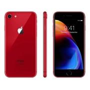 Seminovo de Vitrine- iPhone 8 Plus 64GB Vermelho,Tela 5.5` Câmera 12MP- Apple