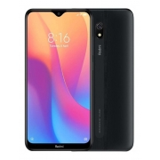 Smartphone Xiaomi Redmi 8A 32GB 2GB RAM 6,22 1D Câm. 12MP + Selfie 8MP - Preto Midnight Black