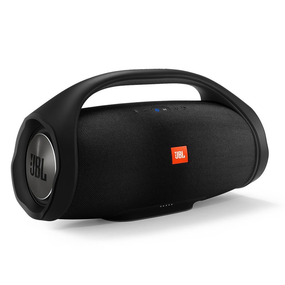 Caixa de Som Portátil JBL Boombox Bluetooth à Prova d