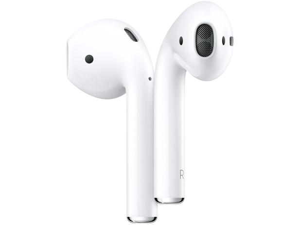 Fone de Ouvido Apple AirPods 2 - Com Estojo de Recarga Sem Fio