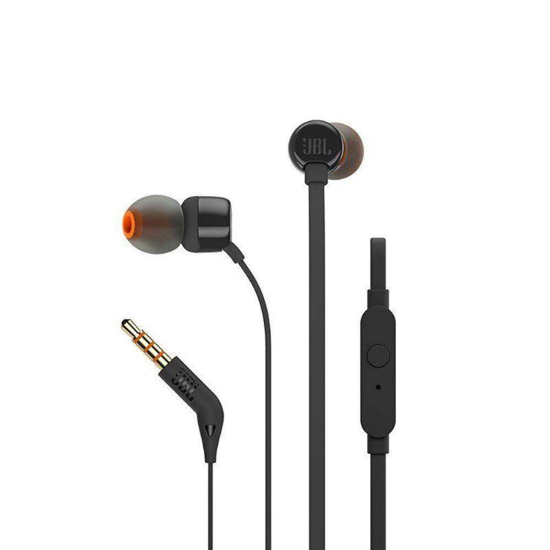 Fone De Ouvido In-ear Tune Jbl T290 Aluminio