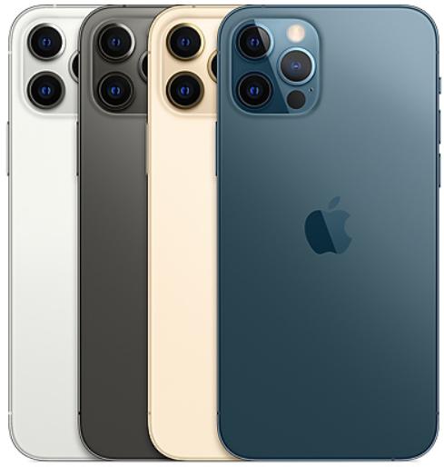 iPhone 12 Pro 128GB iOS 5G Wi-Fi Tela 6.1