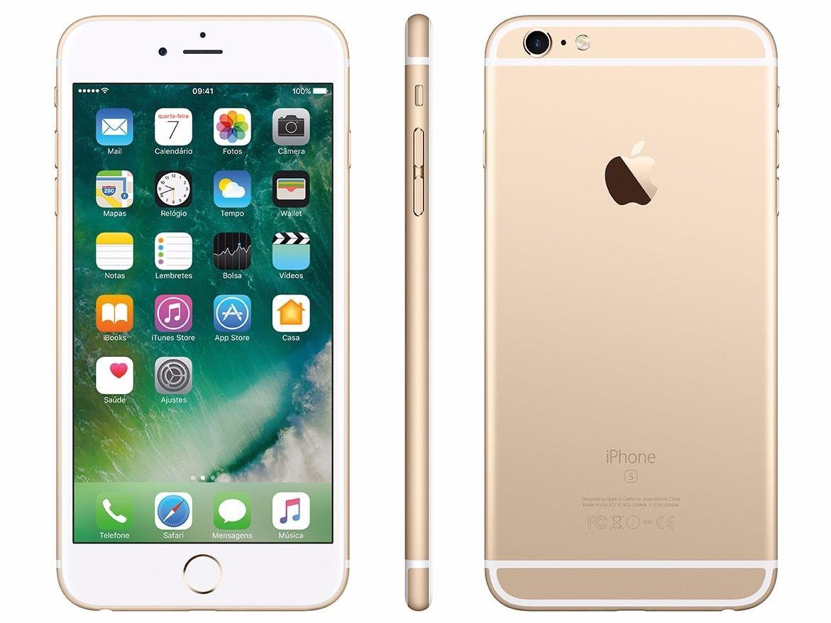 iPhone 6s 32GB  Tela Retina HD 4,7