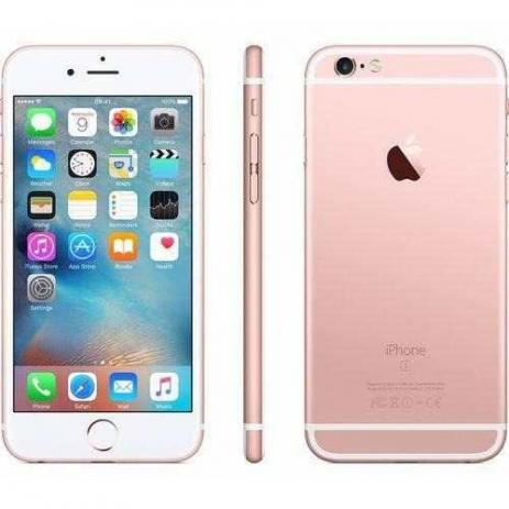 iPhone 6s 64GB Cinza  Tela 4.7