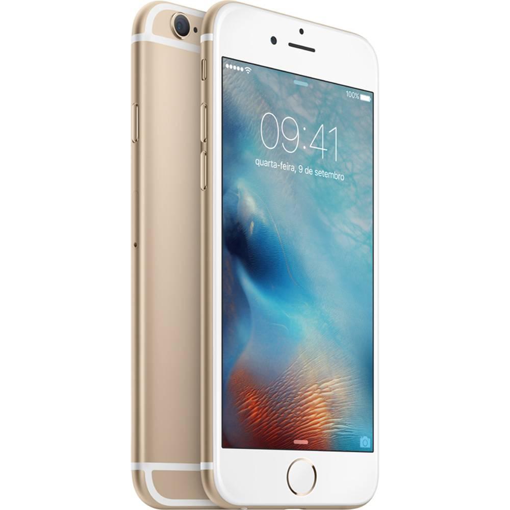 "iPhone 6S Plus 128GB  Tela 5,5"" IOS 4G Câmera 12MP - Apple"