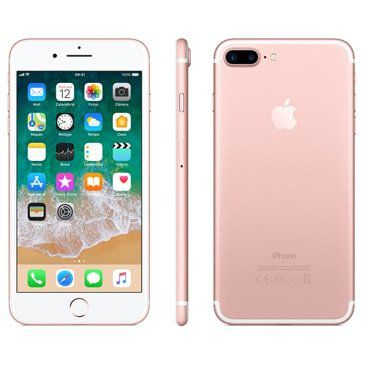 "iPhone 7 Plus 32GB Tela Retina HD 5,5"" 3D Touch Câmera Dupla de 12MP - Apple"