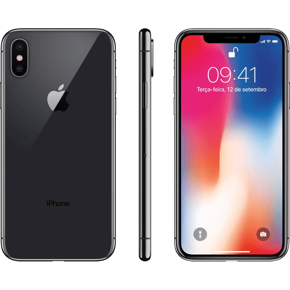 iPhone X 256GB Tela 5.8