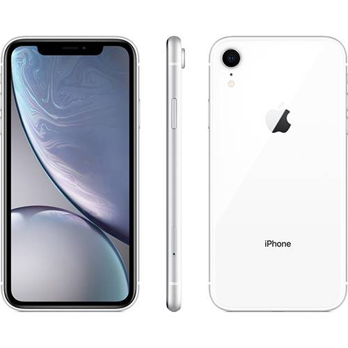 IPHONE XR 256GB BRANCO