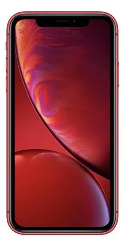 iPhone XR Apple 64GB Vermelho, Tela Retina LCD de 6,1 1D, iOS 12, Câmera Traseira 12MP - Apple
