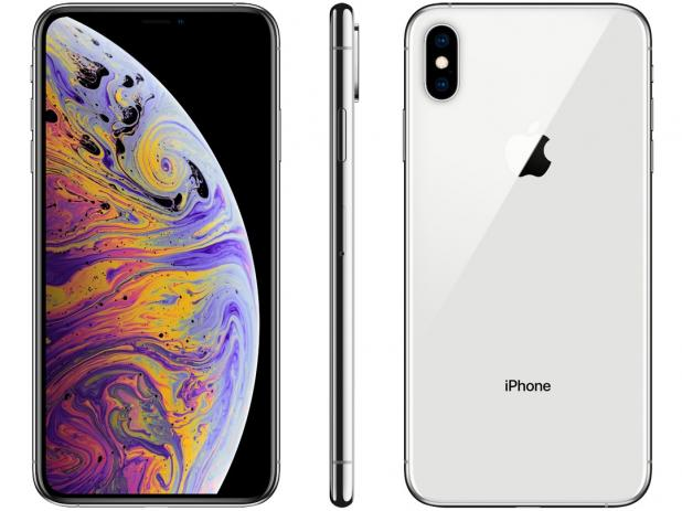 iPhone Xs 256GB IOS12 4G + Wi-fi Câmera 12MP - Apple