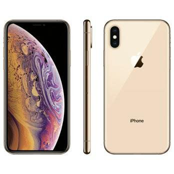 iPhone Xs 64GB IOS12 4G + Wi-fi Câmera 12MP - Apple